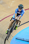 Yam Chi Kin of Fisrt Ten Generation Team during the Indiviual Pursuit Youth Qualifying (3KM) Track Cycling Race 2016-17 Series 3 at the Hong Kong Velodrome on February 4, 2017 in Hong Kong, China. Photo by Marcio Rodrigo Machado / Power Sport Images