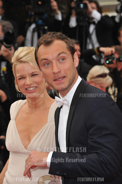 """Jude Law at the gala screening for """"Pirates of the Caribbean: On Stranger Tides"""" at the 64th Festival de Cannes..May 14, 2011  Cannes, France.Picture: Paul Smith / Featureflash"""
