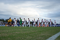 LAKEWOOD RANCH, Fla. (Nov. 30, 2012) - Second-half substitutes Rubio Rubin and Alan Winn helped vault the U.S. Under-17 Men's National Team to a 4-1 win against Turkey with a goal and an assist each on Friday night at Premier Sports Campus in Lakewood Ranch, Fla. .
