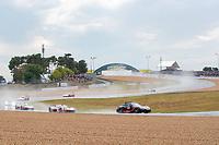 Safety car start, 24 Hours of Le Mans , Race, Circuit des 24 Heures, Le Mans, Pays da Loire, France