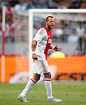 Nederland, Amsterdam, 17 juli 2015<br /> Oefenwedstrijd<br /> Ajax-VFL Wolfsburg (1-1)<br /> John Heitinga van Ajax