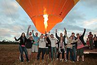 20120524 May 24 Hot Air Balloon Cairns