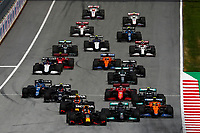 Start Styrian GP 2021, Formula 1 World championship 2021, Race 27June 2021<br /> Photo Federico Basile / Insidefoto