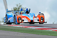 September 19, 2013: <br /> <br /> Kyle Marcelli / Chris Cumming driving #8 PC ORECA FLM09 during International Sports Car Weekend test and setup day in Austin, TX.