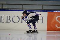 SCHAATSEN: HEERENVEEN, IJsstadion Thialf, 03-10-2020, KNSB Trainingswedstrijd, ©foto Martin de Jong