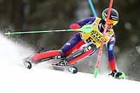 21st December 2020; Alta Badia Ski Resort, Dolomites, Italy; International Ski Federation World Cup Slalom Skiing; Juan Del Campo (ESP)