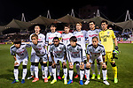 Players of Kawasaki Frontale (JPN) line up and pose for photos prior to the AFC Champions League 2017 Group G match between Eastern SC (HKG) and Kawasaki Frontale (JPN) at the Mongkok Stadium on 01 March 2017 in Hong Kong, China. Photo by Chris Wong / Power Sport Images