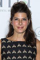 BURBANK, CA - OCTOBER 19: Actress Marisa Tomei arrives at the 23rd Annual Environmental Media Awards held at Warner Bros. Studios on October 19, 2013 in Burbank, California. (Photo by Xavier Collin/Celebrity Monitor)