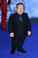 "Warwick Davis<br /> arriving for the ""Star Wars: The Rise of Skywalker"" premiere at the Cineworld Leicester Square, London.<br /> <br /> ©Ash Knotek  D3545 17/12/2019"