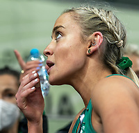 2nd May 2021; Silesian Stadium, Chorzow, Poland; World Athletics Relays 2021. Day 2; Irish athlete Quinn close up after winning silver in the 4 x 200 women's race