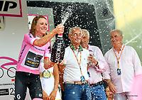 Cividale 15 Luglio 2018. Ciclismo Giro d'Italia Femmilnie - Giro Rosa. Ultima tappa Cividale-Cividale. © Foto Petrussi