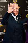Max Von Sydow during the red carpet of the opening ceremony of the Festival de Cine Fantastico de Sitges in Barcelona. October 07, Spain. 2016. (ALTERPHOTOS/BorjaB.Hojas)