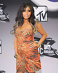 Snooki of the jersey shore attends The 2011 MTV Video Music Awards held at Nokia Live in Los Angeles, California on August 28,2011                                                                               © 2011 DVS / Hollywood Press Agency