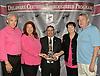 Delaware Certified Thoroughbred Program <br /> 2013 DCTP Awards at Delaware Park on 9/13/14