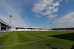 Hartlepool United 0 Sunderland 3, 20/07/2016. Victoria Park, Pre Season Friendly. General view of Victoria Park. Photo by Paul Thompson.