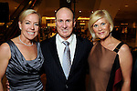 From left: Rosemary Schatzman with Eddy and Kelli Blanton at the Houston Chronicle's Best Dressed announcement party at Neiman Marcus Wednesday Feb 01,2012. (Dave Rossman/For the Chronicle)