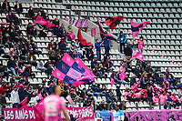 Fans during the Top 14 match between Stade Francais and Aviron Bayonnais at Stade Jean Bouin on October 02, 2020 in Paris, France. (Photo by Elliott Chouraqui/Icon Sport) - Stade Jean Bouin - Paris (France)