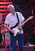 102306_MSFL_AA<br /> <br /> MIAMI - OCTOBER 23:  Singer Eric Clapton performs during the Eric Clapton concert at American Airlines Arena on October 23, 2006 in MIami, Florida.  (Photo by Storms Media Group.<br /> <br /> People;  Eric Clapton<br /> <br /> MUST CALL IN INTERESTED<br /> Michael Storms<br /> Storms Media Group Inc.<br /> (305) 632-3400 - Cell<br /> (305) 513-5783 - Fax<br /> MikeStorm@aol.com