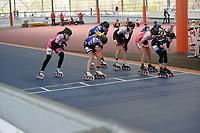 INLINESKATEN: HEERENVEEN: 01-05-2021, Inline-Skatecentrum Sportstad, KNSB Topsportwedstrijd Inlineskaten, ©foto Martin de Jong