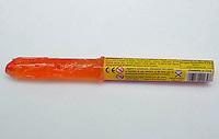 Cibi pericolosi. Lecca lecca che contiene un meccanismo con mercurio per farlo illuminare..Hazardous foods. Lollipops that contains a mechanism with mercury to illuminate it...