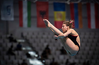 Koroleva Vitaliia RUS<br /> Diving - Women's 3m preliminary<br /> XXXV LEN European Aquatic Championships<br /> Duna Arena<br /> Budapest  - Hungary  15/5/2021<br /> Photo Giorgio Perottino / Deepbluemedia / Insidefoto