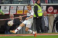 Rafinha (Bayern) - Eintracht Frankfurt vs. FC Bayern München, Commerzbank Arena