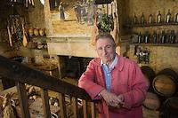 Europe/France/Aquitaine/40/Landes/Eugénie-les-Bains: Michel Guérard  Chef du restaurant Les Prés d'Eugénie  [Non destiné à un usage publicitaire - Not intended for an advertising use]