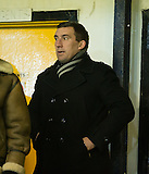 17.02.2015  Berwick Rangers v Spartans, Scottish Cup 5th Round Replay  ..................   ALAN STUBBS