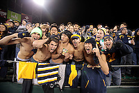 2008 Emerald Bowl, San Francisco, Calif., Saturday, Dec. 27, 2008. University of California 24, University of Miami, 17.