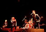X 1983 Billy Zoom, Exene Cervenka and John Doe..© Chris Walter..