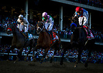 MAY 01, 2021: Medina Spirit with John Velazquez inside defeats Mandaloun and Hot Rod Charlie to win the Kentucky Derby at Churchill Downs in Louisville, Kentucky on May 1, 2021. EversEclipse Sportswire/CSM