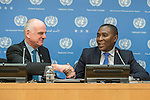Press briefing with David Nabarro, Secretary-General's Advisor on the 2030 Sustainable Development Agenda, and Selwin Hart, Director of the Secretary-General's Climate Change Support Team