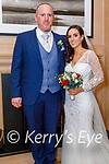 Shine/McSweeney wedding in the Ballygarry House Hotel on New Years Eve.