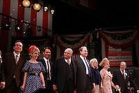 04-01-12 Opening Night The Best Man - Judith Light, Kerry Butler, Norm Lewis, James Earl Jones