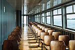Italien, Lombardei, Gardasee: an Bord der Autofaehre von Toscolano-Maderno nach Torri del Benaco | Italy, Lombardy, Lake Garda: car ferry from Toscolano-Maderno to Torri del Benaco