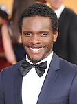 Chris Chalk attends The 20th SAG Awards held at The Shrine Auditorium in Los Angeles, California on January 18,2014                                                                               © 2014 Hollywood Press Agency