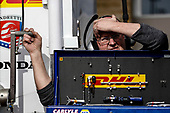 Ryan Hunter-Reay, Andretti Autosport Honda fueler