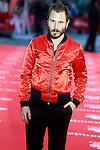 Spanish actor Ruben Ochandiano during the 60th Seminci. October 24,2015.(ALTERPHOTOS/Acero)