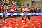 04.06.2011, Eugene, USA, Prefontaine Classic Track Meet, im Bild Amantle Montsho (BOT) placed first in the women's 400m run with a time of 50.59 at the Prefontaine Classic at Hayward Field in Eugene, Oregon..June 4, 2011. EXPA Pictures © 2011, PhotoCredit: EXPA/ New Sport Photo +++++ ATTENTION - OUT OF USA  +++++