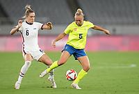 USWNT v Sweden, July 21, 2021