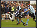 28/9/02       Copyright Pic : James Stewart                     .File Name : stewart-falkirk v st j'stone 02.COLLIN SAMUEL IS CAUGHT LATE BY MARC MCCULLOCH.....James Stewart Photo Agency, 19 Carronlea Drive, Falkirk. FK2 8DN      Vat Reg No. 607 6932 25.Office : +44 (0)1324 570906     .Mobile : + 44 (0)7721 416997.Fax     :  +44 (0)1324 570906.E-mail : jim@jspa.co.uk.If you require further information then contact Jim Stewart on any of the numbers above.........