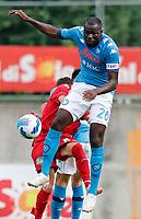 Kalidou Koulibaly<br /> Dimaro 18/07/2021 <br /> Football 2021/2022 preseason friendly match between SSC Napoli and Bassa Anaunia <br /> Photo Image Sport / Insidefoto
