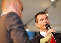 11-02-14, Netherlands,Rotterdam,Ahoy, ABNAMROWTT, Richard Krajicek<br /> Photo:Tennisimages/Henk Koster