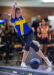 Boys & girls singles competition during Day 2 of the World Youth Tenpin Bowling Championships on August 09, 2014 at the SCAA bowling centre in Hong Kong, China.  Photo by Aitor Alcalde / Power Sport Images