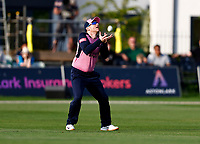Eoin Morgan of Middlesex takes a catch to dissmiss Daniel Bell-Drummond during Kent Spitfires vs Middlesex, Vitality Blast T20 Cricket at The Spitfire Ground on 11th June 2021