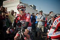 Jurgen Van den Broeck (BEL/Lotto-Belisol) at the start<br /> <br /> Amstel Gold Race 2014