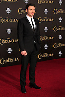 """LOS ANGELES - MAR 1:  Richard Madden at the """"Cinderella"""" World Premiere at the El Capitan Theater on March 1, 2015 in Los Angeles, CA"""