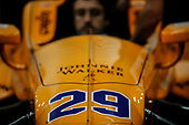Verizon IndyCar Series<br /> Fernando Alonso Test for Indianapolis 500<br /> Indianapolis Motor Speedway, Indianapolis, IN USA<br /> Tuesday 2 May 2017<br /> Fernando Alonso in preparation for his Indianapolis 500 debut.<br /> World Copyright: Michael L. Levitt<br /> LAT Images
