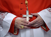 Cardinal Aquilino Bocos Merino,  Pope Francis leads a consistory for the creation of five new cardinals  at St Peter's basilica in Vatican on  June 28, 2018