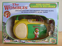 BNPS.co.uk (01202 558833)<br /> Pic: GillSeyfang/BNPS<br /> <br /> Womble  Cassette Recorder from the 90's  <br /> <br /> An environmentalist is selling the world's biggest Womble collection after the famous furry creatures inspired her to save the planet as a child.<br /> <br /> Gill Seyfang, a senior lecturer in Sustainable Consumption at the University of East Anglia, owns over 1,700 items relating the furry creatures.<br /> <br /> Her vast collection ranges from soft toys to rubbish bins and was recognised by the Guinness Book of Records in 2016.<br /> <br /> Ms Seyfang, from Norwich, Norfolk, began amassing the group in the 1970s and it has continued to grow ever since.